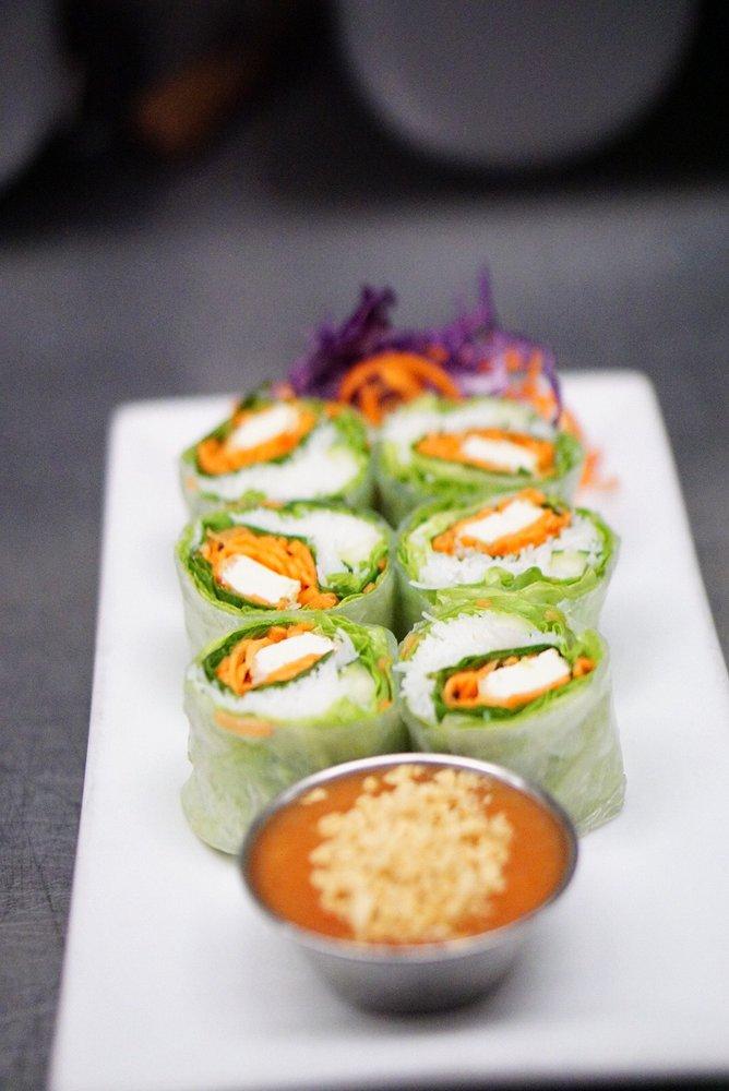 Food from Thai Staunton Restaurant