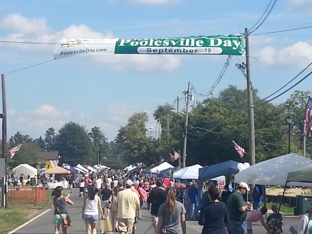 Poolesville Day: 19816 Fisher Ave, Poolesville, MD
