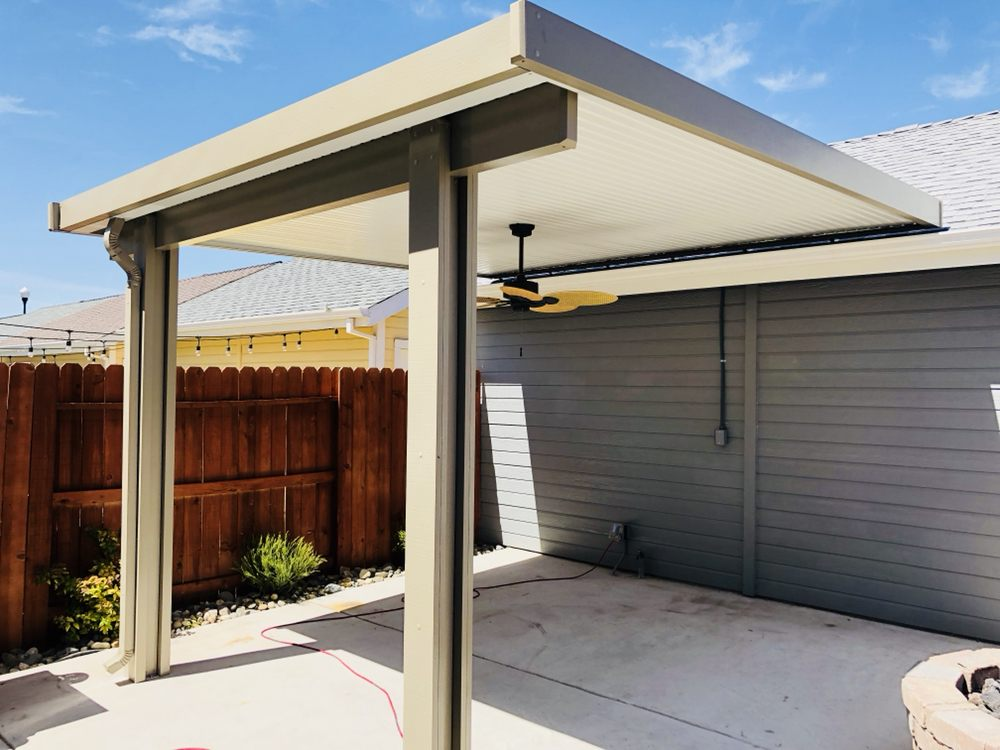 Photo Of We Got You Covered Patio Covers U0026 Sunrooms   Rocklin, CA, United