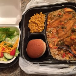 Baton Rouge Up Seafood Menu Hook