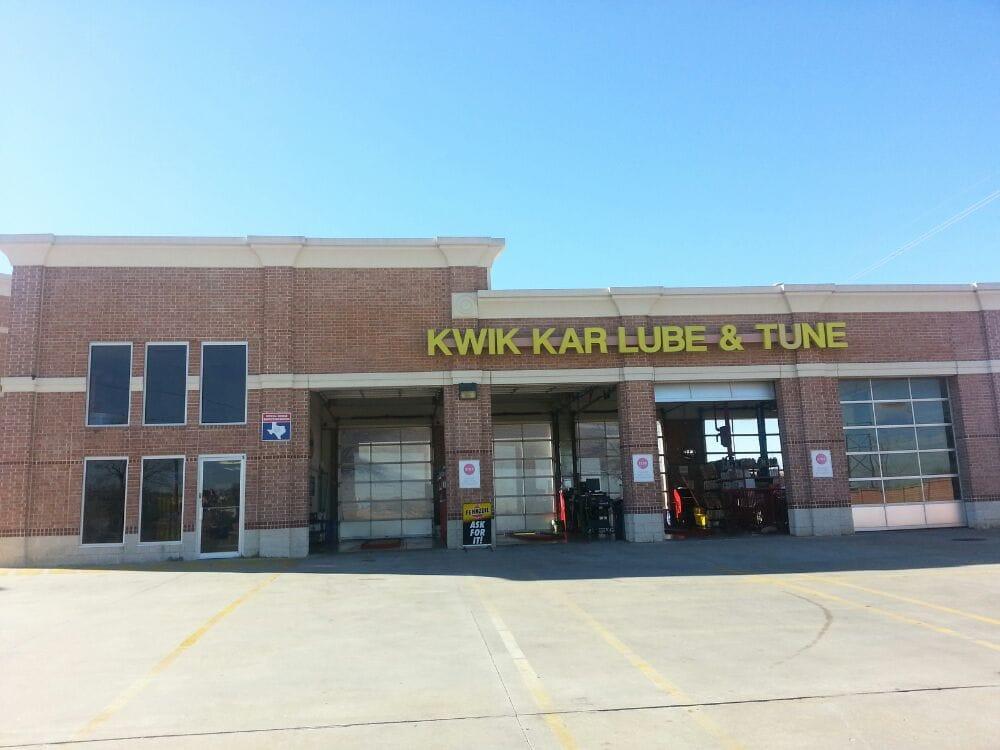 Kwik Kar Auto Repair Auto Repair 4133 Old Denton Rd