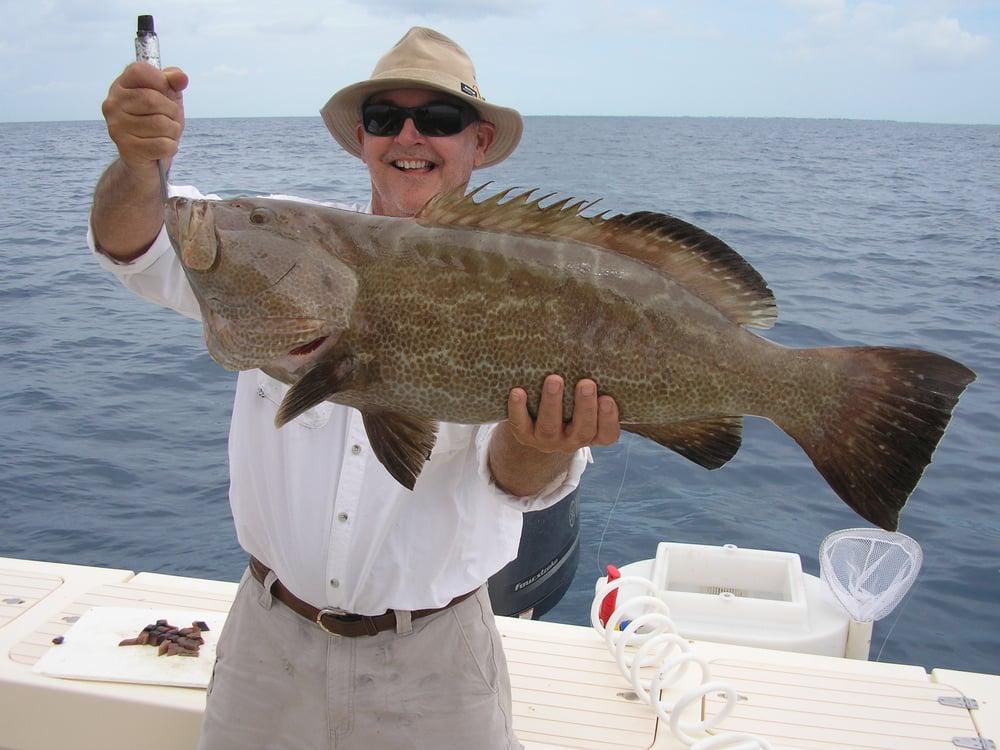 Shark River Fishing Charters: 54 Seaview Ave, Marathon, FL
