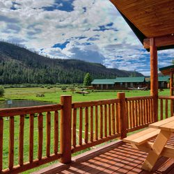 Greer lodge resort cabins 59 photos 63 reviews ski for Cabins near greer az