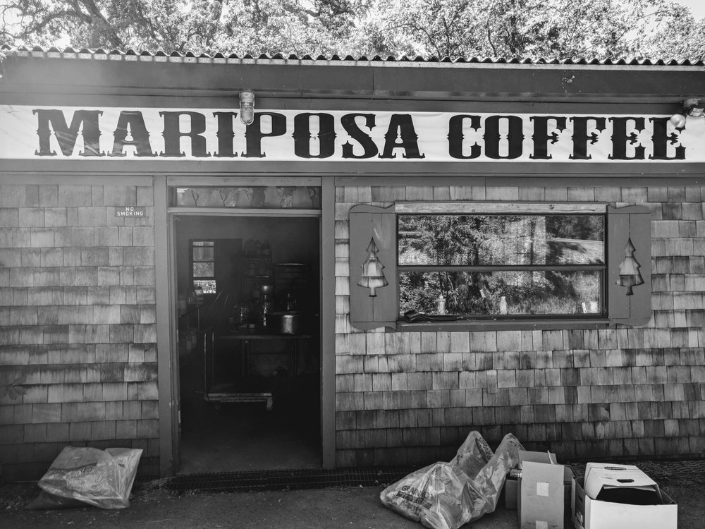 Mariposa Coffee Company: 2945 State Hwy 49 S, Mariposa, CA