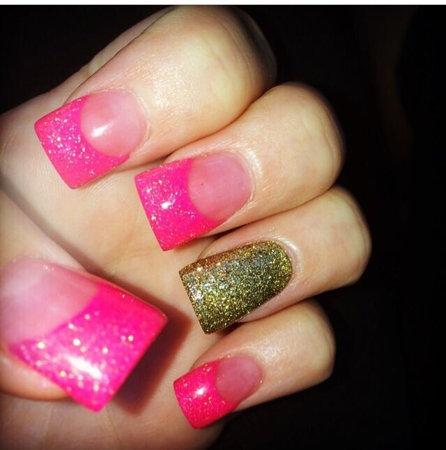 Red Nails Nail Salons Mesquite Tx Yelp