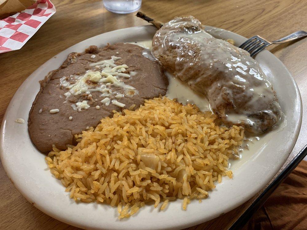 Burrito Express: 2103 N Broadway, Poteau, OK