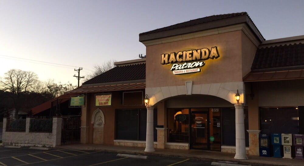Mi Hacienda Restaurant San Antonio Tx