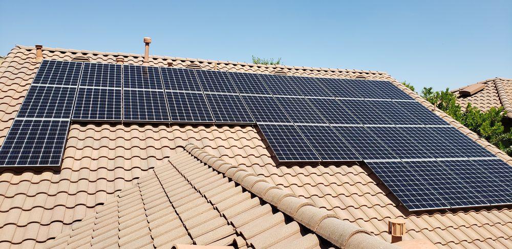 Sunriver Solar: 22937 W Hacienda Dr, Grass Valley, CA