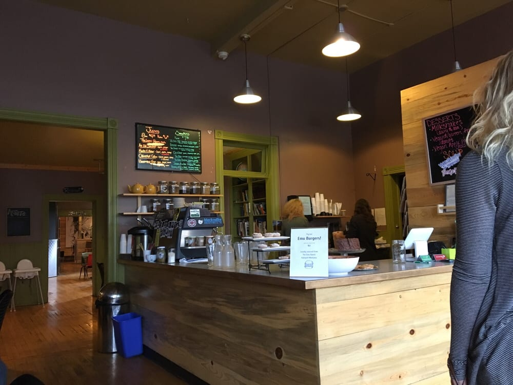 Park St Cafe Butte