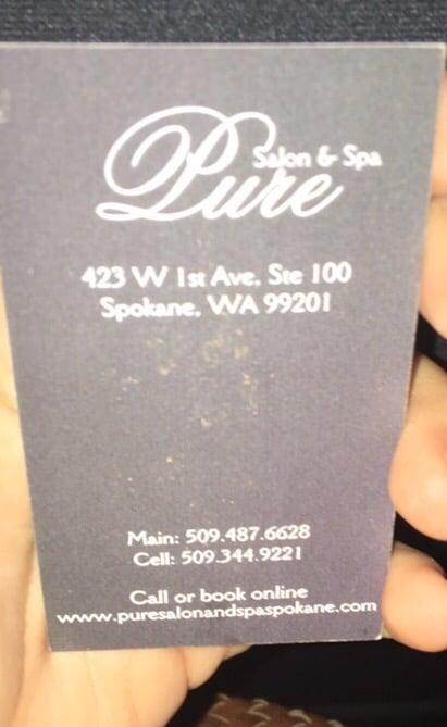 Cashmere Salon And Spa Spokane