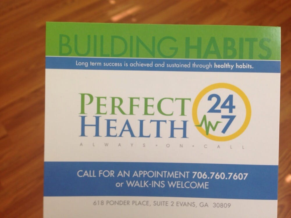 Photos For Perfect Health Urgent Care And Medical Weight Loss Yelp