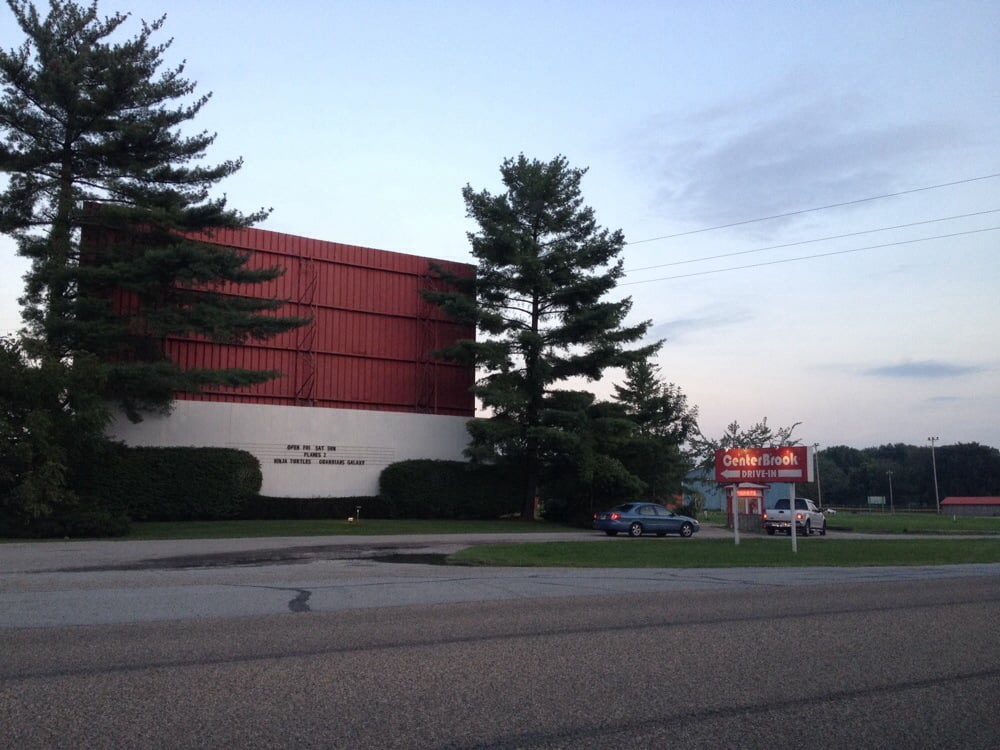 Center Brook Drive-In: 6735 State Rd 67 N, Martinsville, IN