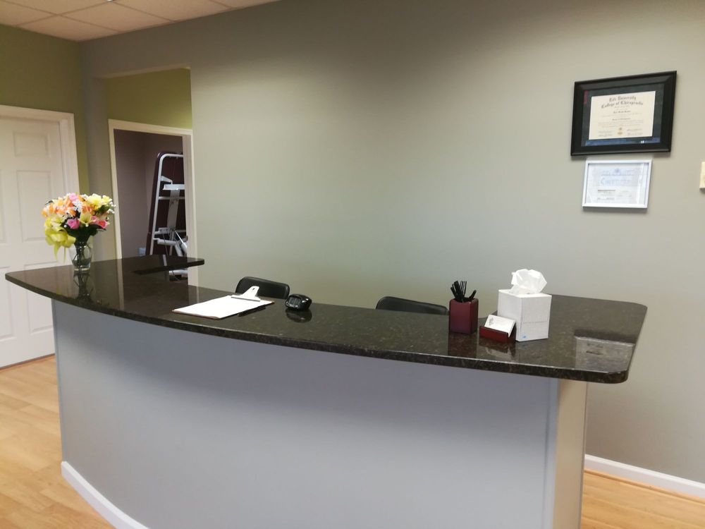 Cumberland Valley Chiropractic Clinic: 222 East Oak Ridge Dr, Hagerstown, MD