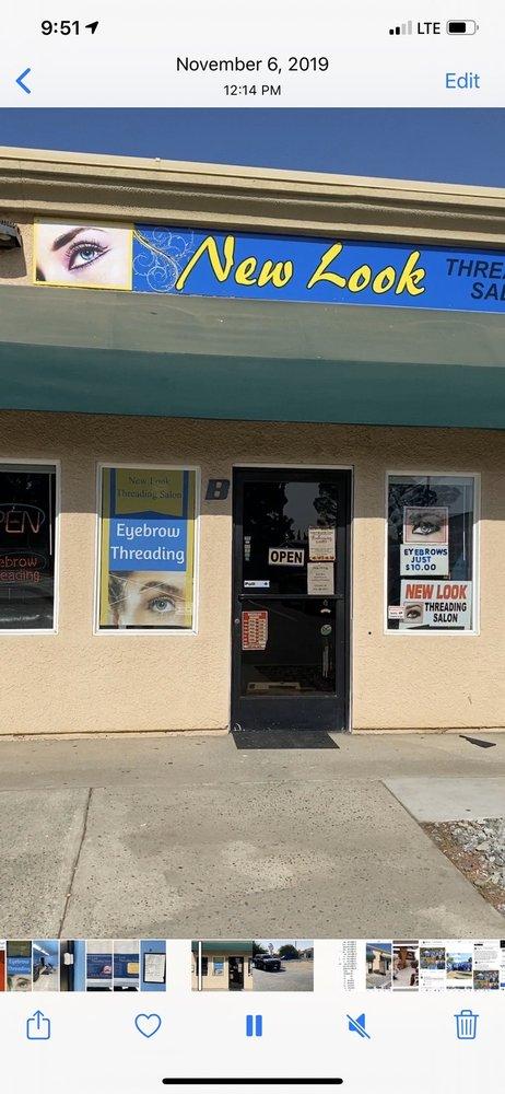 New Look Threading Salon: 130 E Hanford Armona Rd, Lemoore, CA