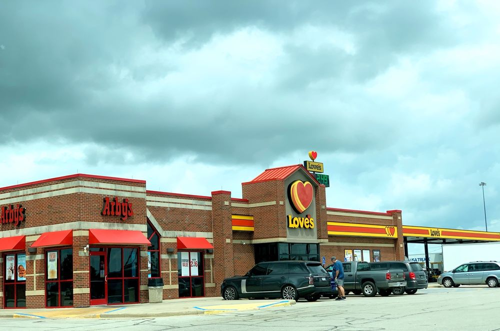 Love's Travel Stop: 13190 Deshler Rd, North Baltimore, OH