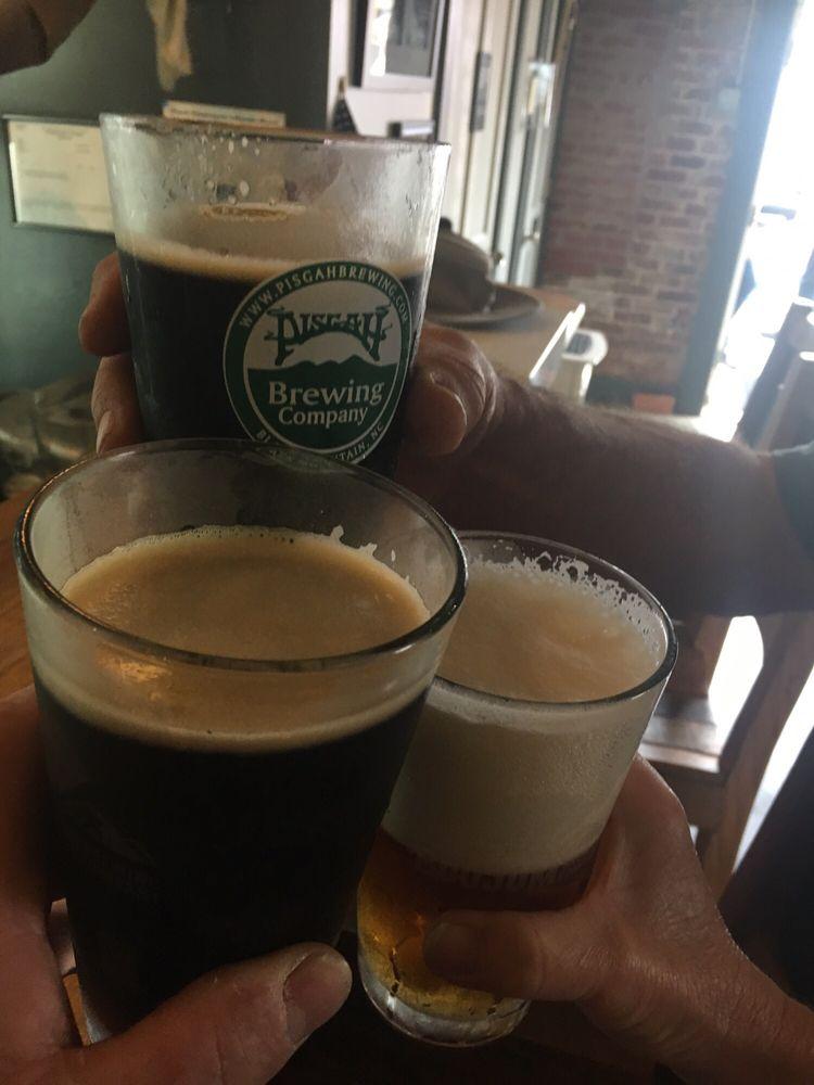 Green River Brew Depot: 26 Church St, Saluda, NC