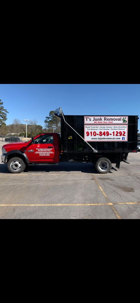 T's Junk Removal: Fayetteville, NC