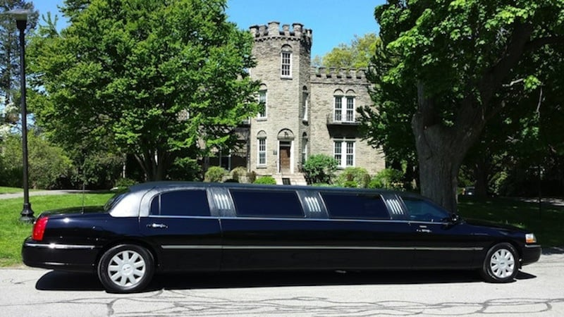 Platinum Limousines: 1240 Jefferson Rd, Rochester, NY