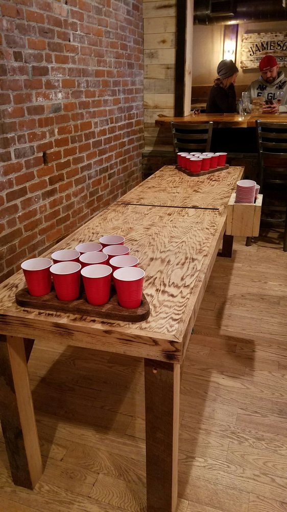 Beer Pong Table My Sons Kinda Place Yelp