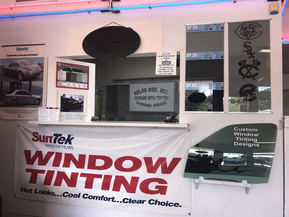 Solar One Window Tinting: 7241 Calumet Ave, Hammond, IN