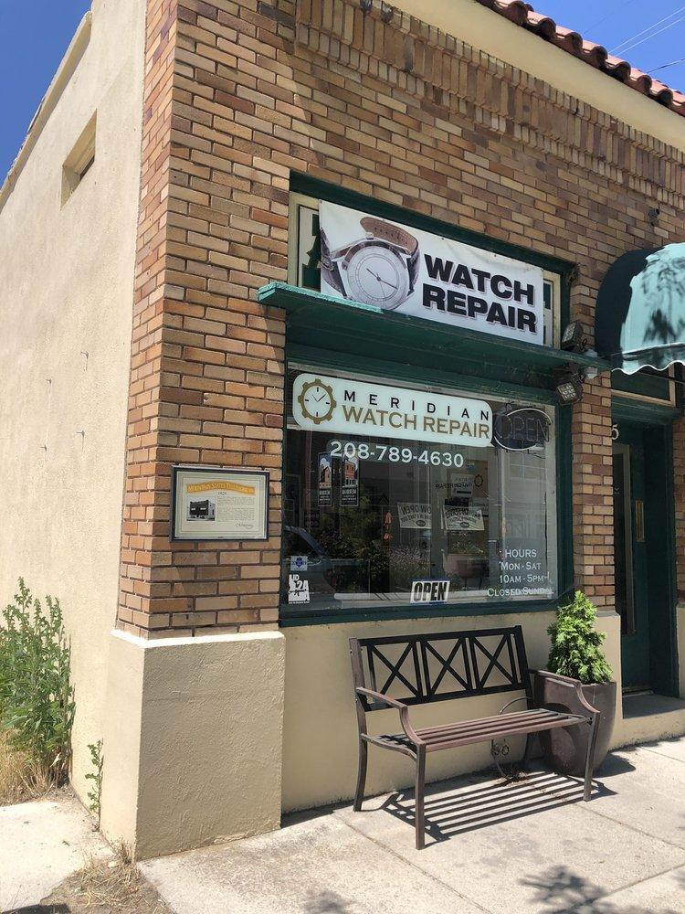 Meridian Watch Repair: 815 N Main St, Meridian, ID