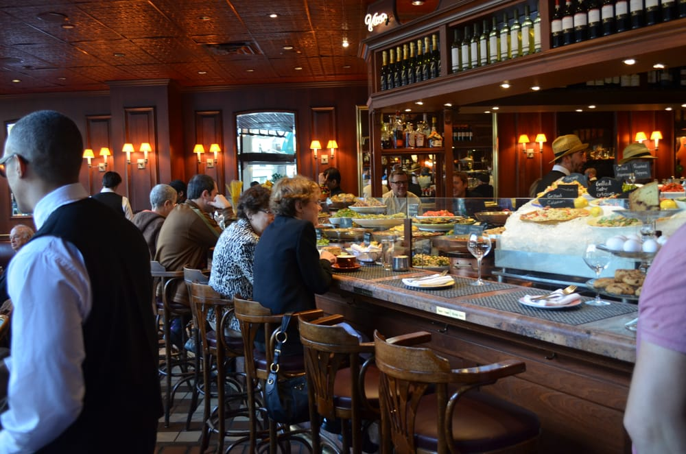 Cafe Fiorello New York Reviews