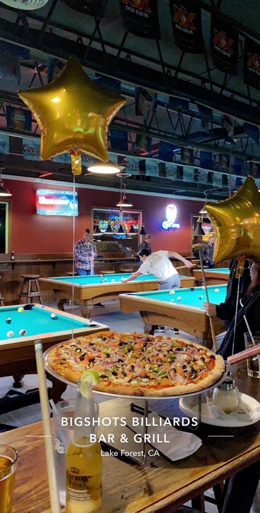 Bigshots Billiards Bar & Grill: 23512 El Toro Rd, Lake Forest, CA