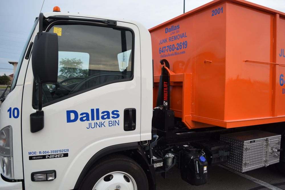 Dallas Junk Bin - Get Quote - Junk Removal & Hauling - Greater ...