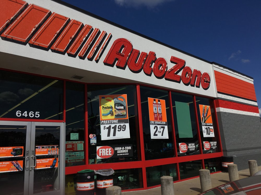 AutoZone Auto Parts: 6465 Park Blvd, Pinellas Park, FL