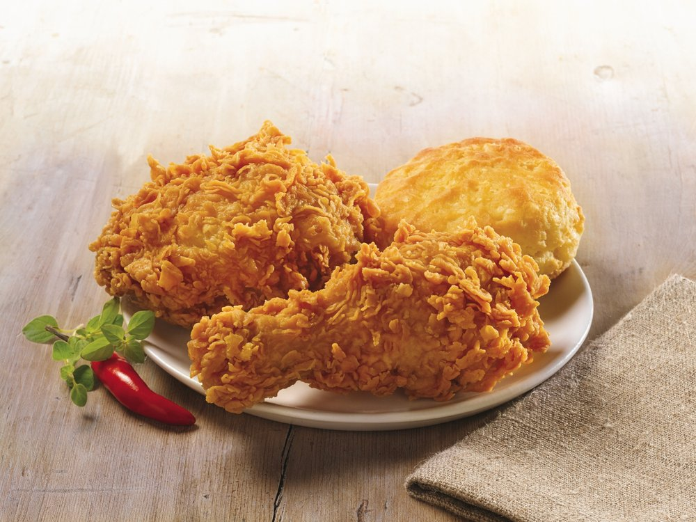 Popeyes Louisiana Kitchen: 11287 Old 63 S, Lucedale, MS