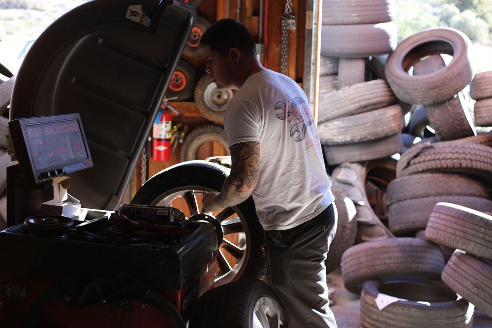 Cornejo Tire & Automotive: 16493 Sierra Hwy, Canyon Country, CA
