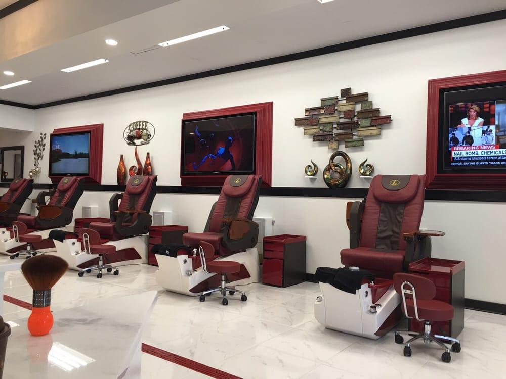 Photo Of Red Carpet Nails And Spa Studio Gretna LA