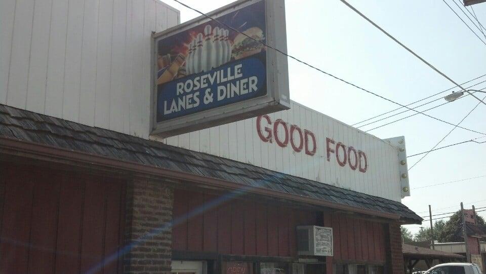 Roseville Lanes: 120 E Penn Ave, Roseville, IL