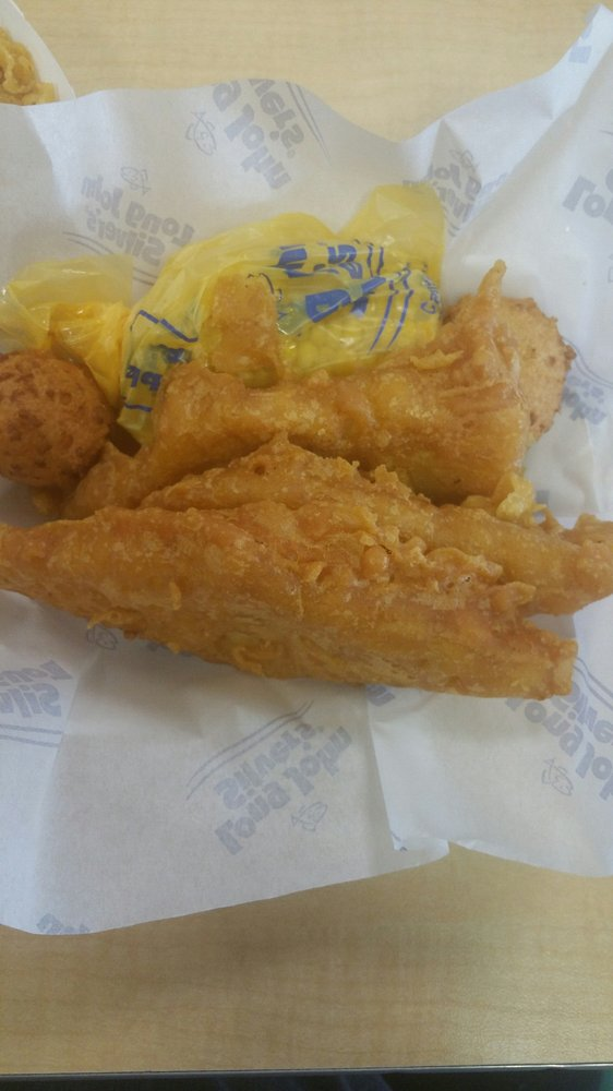 Long John Silver's: 60 Happy Hollow Rd, Williamsburg, KY