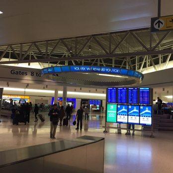 0491618ad57c JFK Airport - Terminal 5 - 827 Photos   671 Reviews - Airport ...