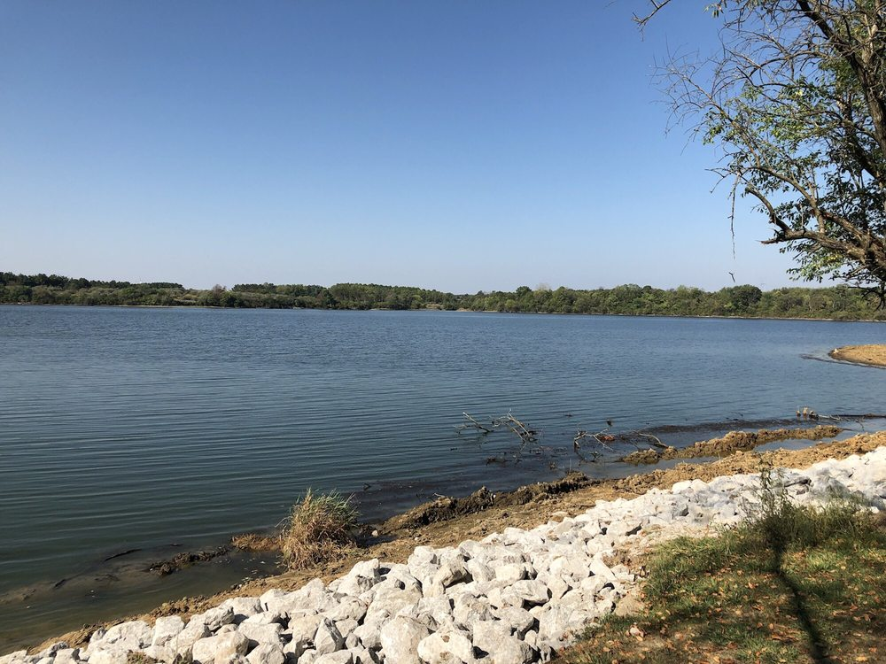 Comlara Park: 13001 Recreation Area Dr, Hudson, IL