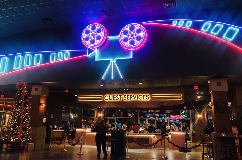 Social Spots from Malco Columbus Cinema