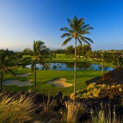 Photo Of Waikoloa Beach Golf Course Hi United States