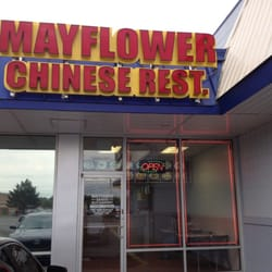 Mayflower Chinese Restaurant Chinese 350 Leland Ave Utica Ny