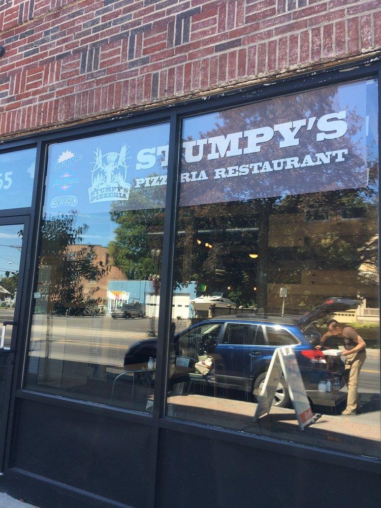 Stumpy's Pizza: 165 Broadway, Fort Edward, NY