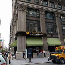 Photo Of California Pizza Kitchen   New York, NY, United States