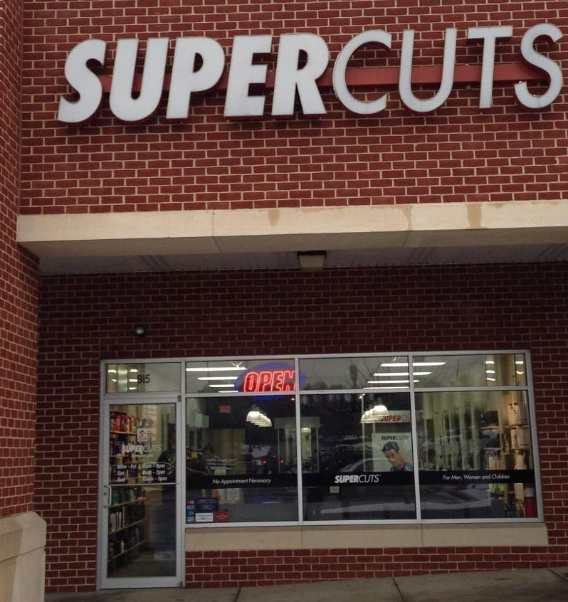 Supercuts: 815 Gap Newport Pike, Avondale, PA