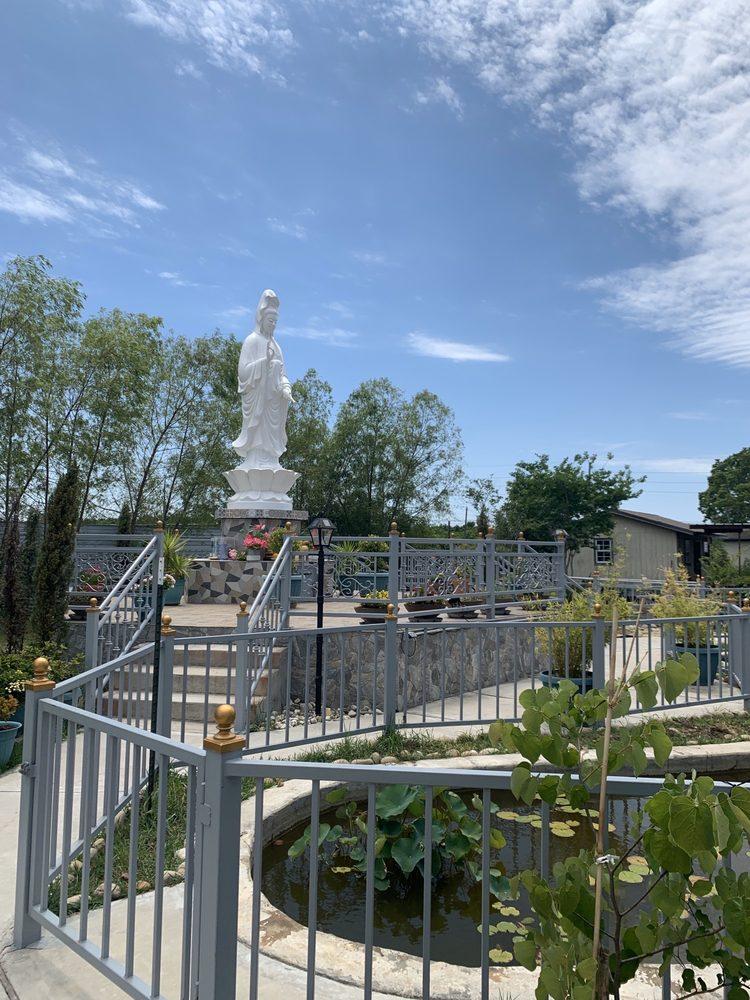 Lien Hoa Temple: 6709 Howell Sugar Land Rd, Houston, TX