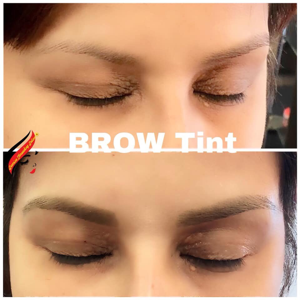 Tinting Makes Your Eyebrows Looks Darker Thicker And Fuller Yelp