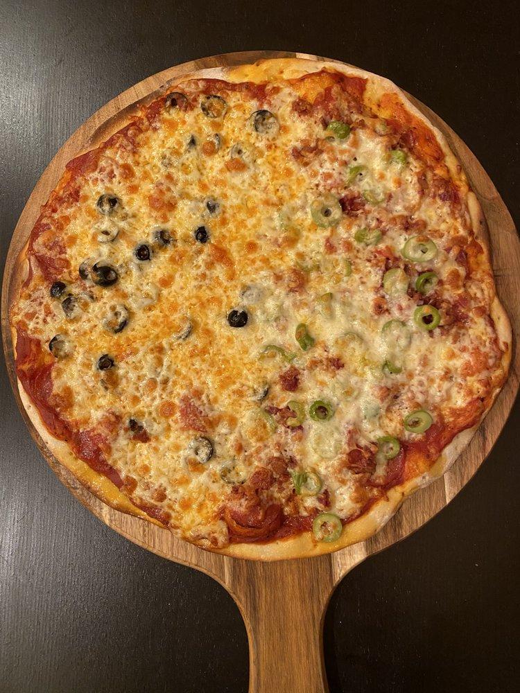 Pizzeria Lucca: 7250 Cedar Lake Rd S, Minneapolis, MN