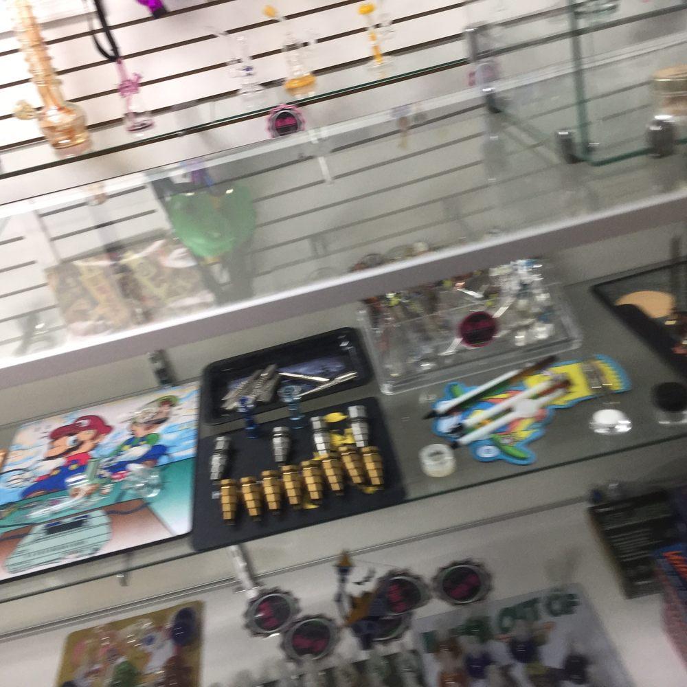 Lit City Smoke Shop: 1426 Park Rd NW, Washington, DC, DC