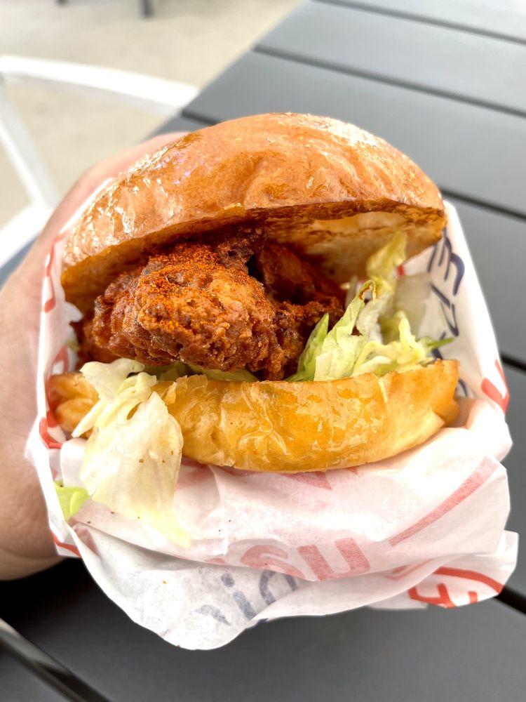 Food from Flashbird Chicken