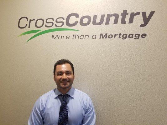 Edwin Baptista - CrossCountry Mortgage