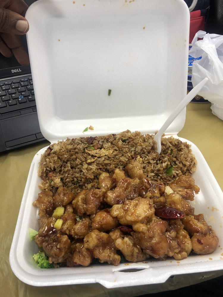 Food from China Garden