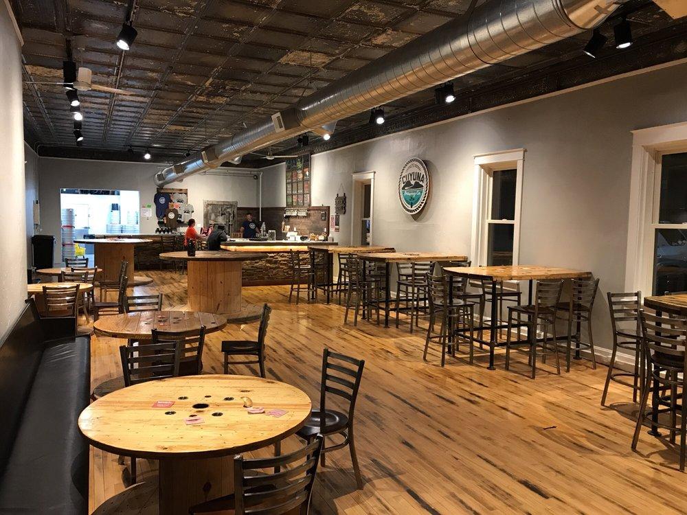 Cuyuna Brewery: 1 E Main St, Crosby, MN